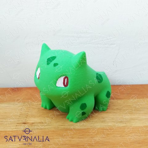 Maceta Bulbasaur - Pokemon