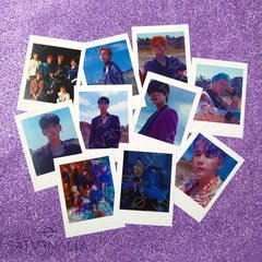 Set de polaroids Monsta X
