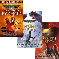 The Kane Chronicles Saga
