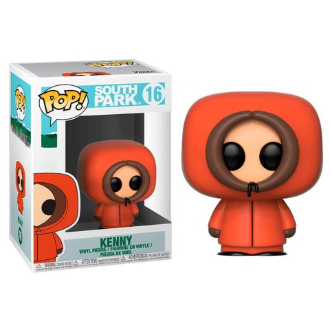 Funko POP - Kenny 16 - South Park