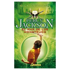 PERCY JACKSON - EL MAR DE LOS MONSTRUOS