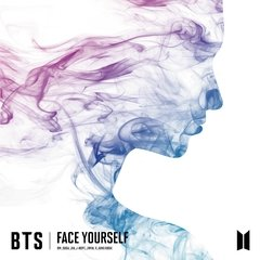 BTS - FACE YOURSELF - CD JAPANESE VERSION