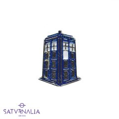 Pin de TARDIS de Doctor Who