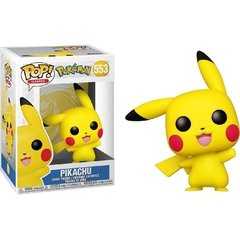 Funko POP - Pikachu 553 - Pokemon