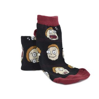Medias Morty - Rick and Morty OFICIAL - comprar online