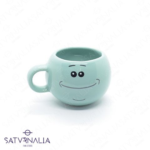 Taza Mr Meeseeks - Rick and Morty