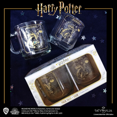 Pack taza + vaso Hufflepuff - HARRY POTTER™ OFICIAL - comprar online