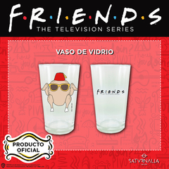 Vaso de vidrio Turkey - FRIENDS OFICIAL