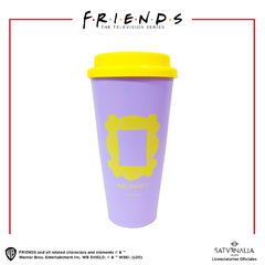 Vaso Coffee Yellow Frame - FRIENDS™ OFICIAL