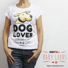 Baby Look Dog Lover