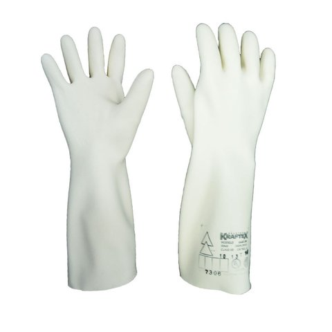GUANTES DIELECTRICOS. KRAFTEX CLASE 00 CAT A ( 2500 V )