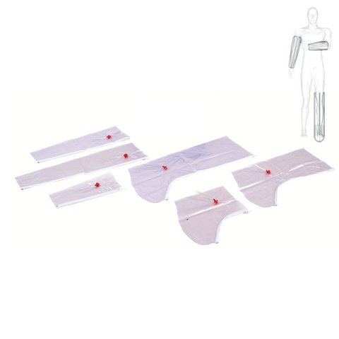 SET FÉRULAS INFLABLES NEW AIR SPLINT ADULTO / PEDIÁTRICO