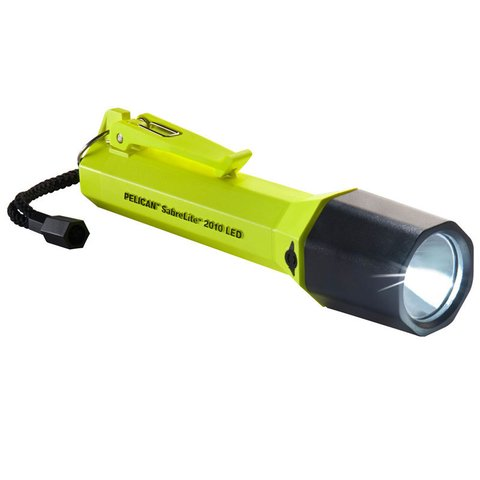 LINTERNA PELICAN 2010C 35MM SABRELITE LED YELLOW