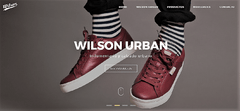 Zapatillas Wilson Bump en internet