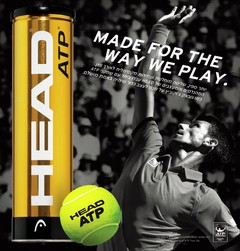 Head ATP x4 - TennisHero e-shop
