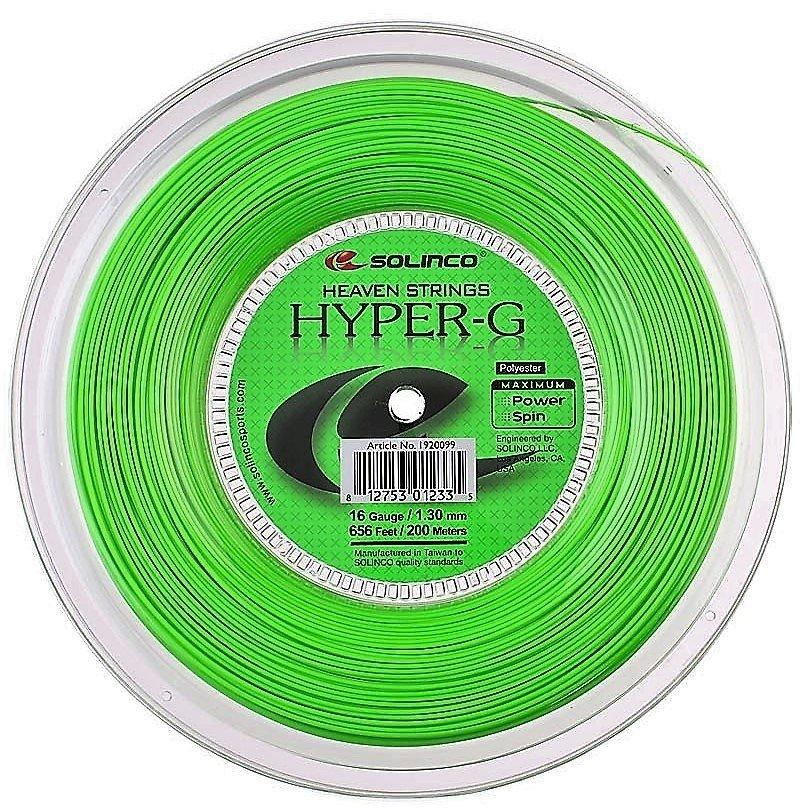 Solinco Hyper-G (rollo 200 mts)