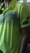 Remera Babolat Polo Perfomance International - TennisHero e-shop