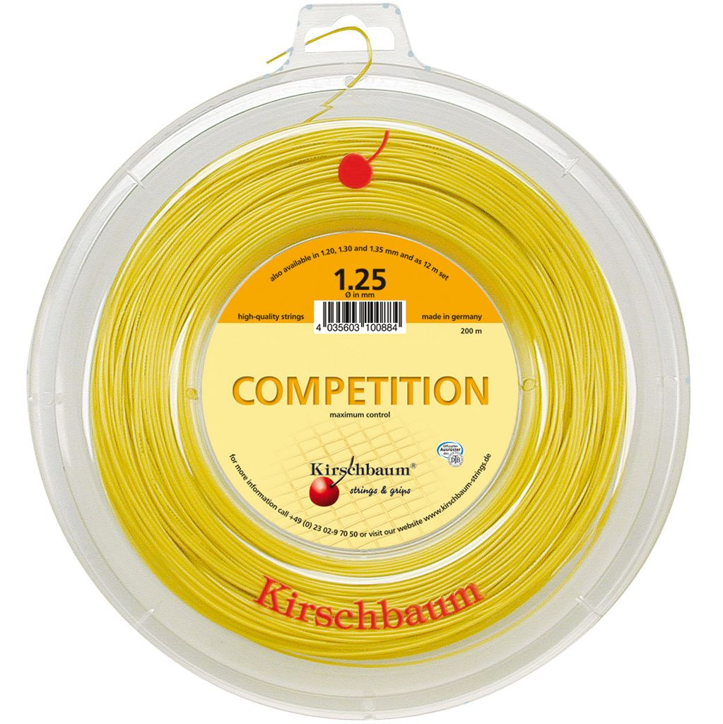 Kirschbaum Competition (rollo 200 mts)