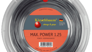 Kirschbaum Max Power (rollo 200 mts)