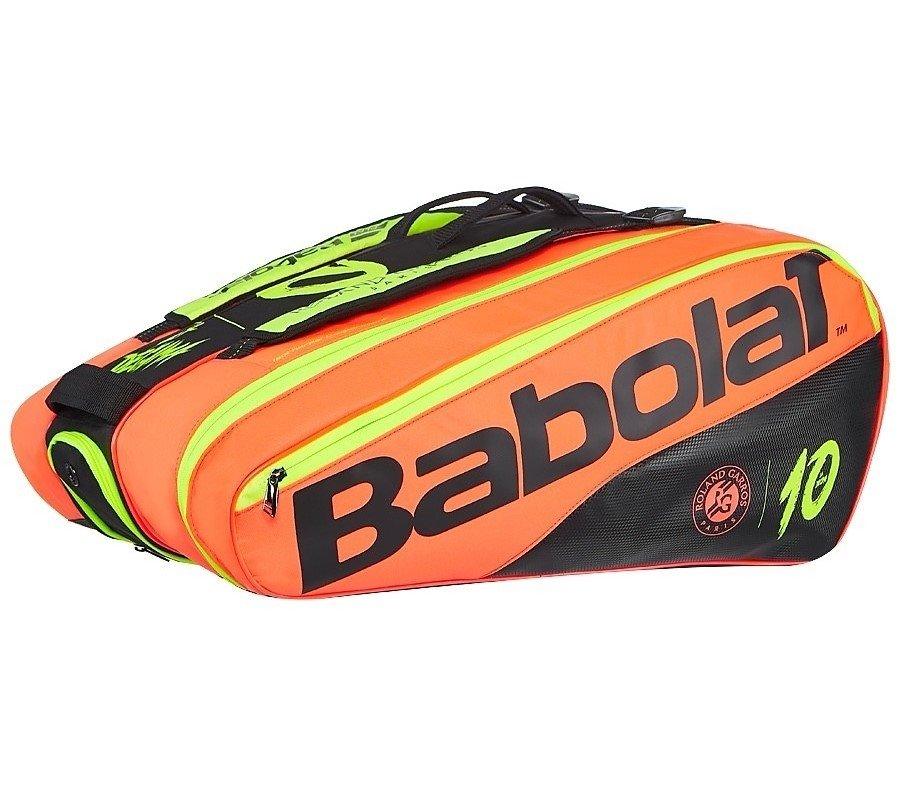 Raquetero Babolat Pure French Open Decima