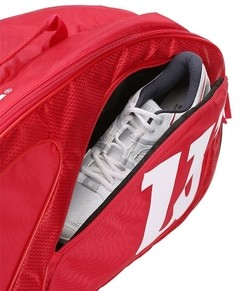 Raquetero Wilson Team 2 6pk - TennisHero e-shop
