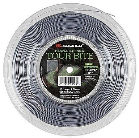 Solinco Tour Bite (rollo 200 mts)