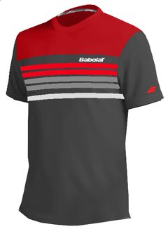 Remera Babolat T-Shirt Pure Red