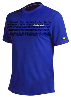 Remera Babolat T-Shirt Team French Blue