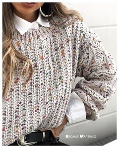 Sweater cod 6532 - Became Martinez