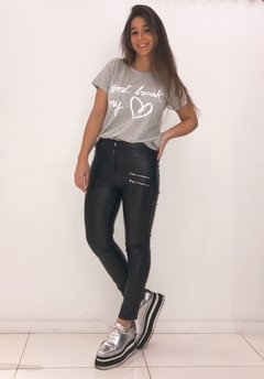 Remera dont break my heart cod 2147 - comprar online