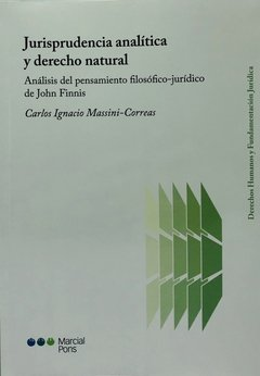 Jurisprudencia analítica y derecho natural - Massini- Correas
