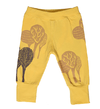 Pantalon bebe bosque amarillo
