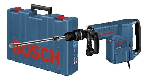 Martillo Demoledor Industrial Bosch Gsh 11 1500w+maletín Outlet!!!
