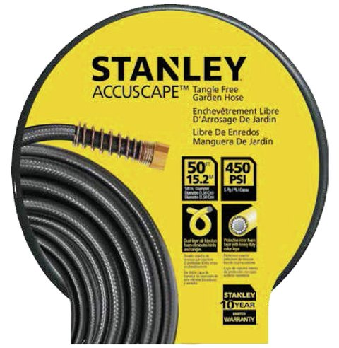 Manguera Riego Stanley Industrial Diam 5/8 Acople 3/4 15 Mts