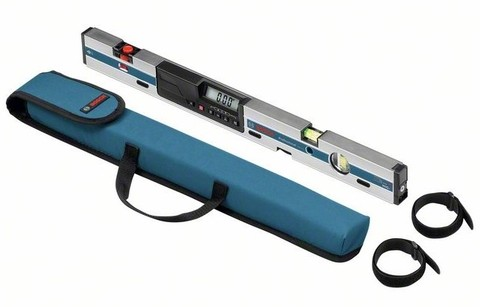 Bosch GIM 60L Inclinometro Regla Nivel Laser 0-360°