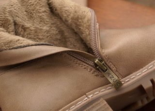 Bucanera Anca & Co. Bety Taupe - comprar online