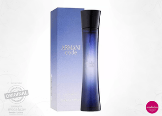 ARMANI CODE WOMAN EDP 100 ML Importado Original