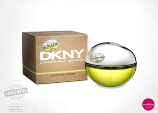 DKNY BE DELICIOUS EDP 100 ML 3.4 FL.OZ. Importado Original