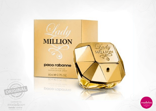 PACO RABANNE LADY MILLION  EDP 80 ML 3.3 FL.OZ. Importado Original