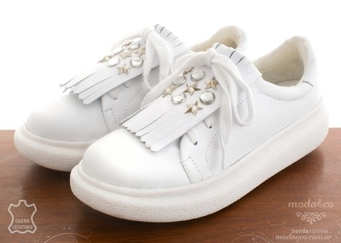 Zapatillas Anca & Co Nisa Blanco