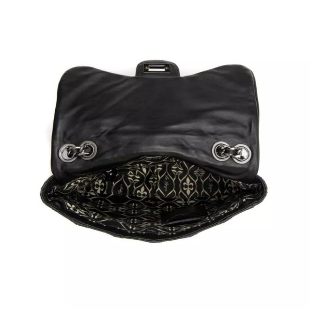 BOLSA IRENE PRETO - MERRY JACKIE ACCESSORIES
