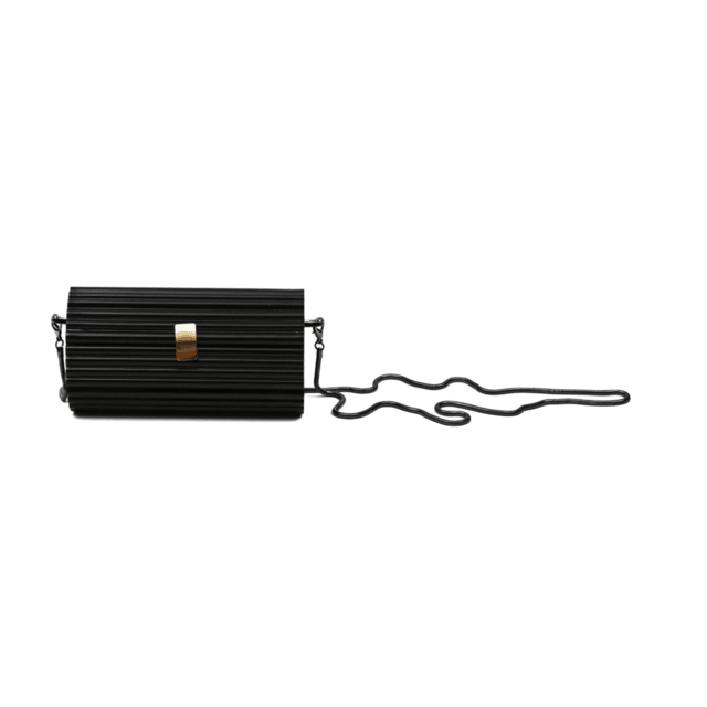 NICOLE CLUTCH BLACK na internet