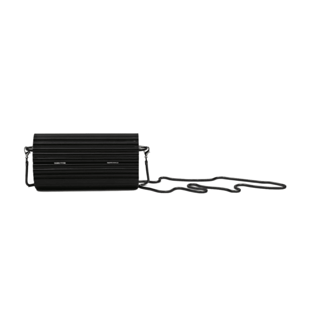 NICOLE CLUTCH BLACK - MERRY JACKIE ACCESSORIES