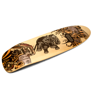 Electrophant - URKIN Skateboards