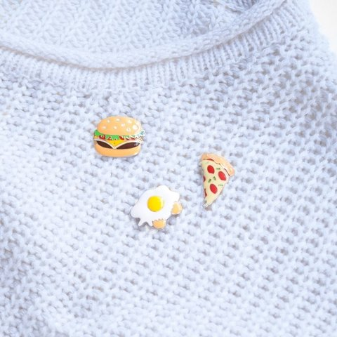 Pin Hamburguesa