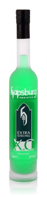 Absenta Hapsburg Extra Strong 89º x500