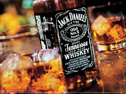 Whisky Jack Daniels + Remera Jack Daniels - Merchants of Gold