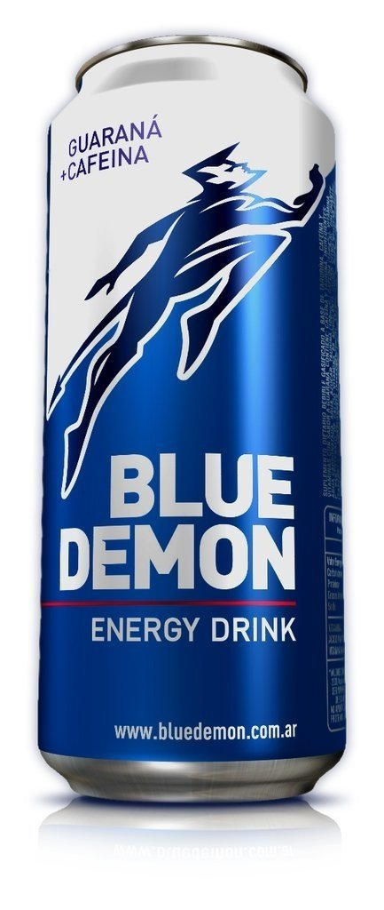 Energizante Blue demon