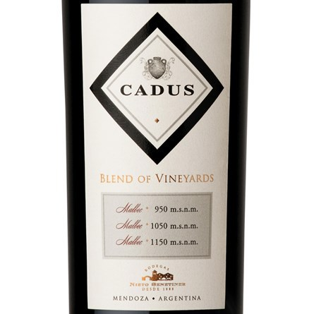 Vino Cadus Blend of Vineyards / Nieto Senetiner - comprar online