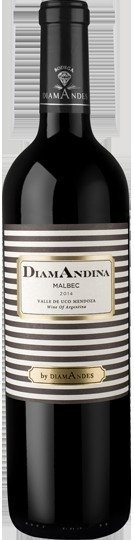 Vino Diamandina Malbec x750ml